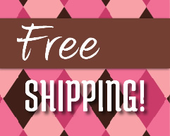 ALWAYS FREE SHIPPING!